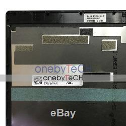 12.5 Dell XPS 12 9250 1920X1080 FHD LED LCD Display Touch Screen Assembly+Frame