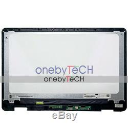 17.3 Dell Inspiron 17 7773 FHD LCD Display Touch Screen Assembly Frame+PCB Board