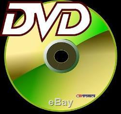 2006-15 CHEVY GMC SILVERADO SIERRA SAVANA CD/DVD BLUETOOTH US With FREE BACKUP CAM
