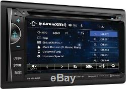 2009-14 FORD F150 CD/DVD BLUETOOTH USB AUX CAR RADIO STEREO With FREE BACKUP CAM