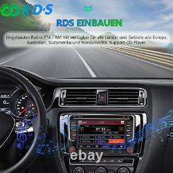 7 Autoradio DVD CD golf Navi für Golf 5 6 RADIO Touran Tiguan RNS510 Polo 6R