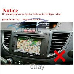 9.7'' Touch Screen Stereo Radio Player GPS WiFi DAB RDS For Honda CRV 2012-2016