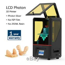 ANYCUBIC LCD 3D Printer Photon UV Light SLA 2.8 Touch Screen mit 500ml Resin