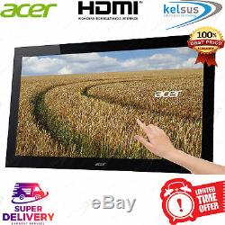 Acer T232HL LCD 23 Full HD Touchscreen LED IPS Monitor HDMI USB 3.0 1920x1080