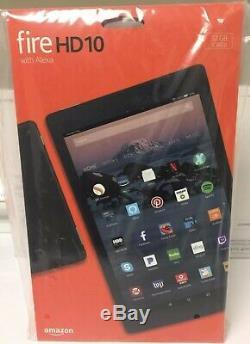 All-New Fire HD 10 Tablet (10.1 1080p full HD display, 32 GB) Black