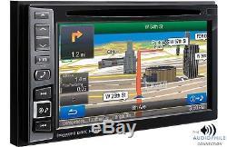 Alpine Ine-nav-60hdmi (w960hdmi) 6.1 DVD CD Bluetooth Gps Navigation Receiver