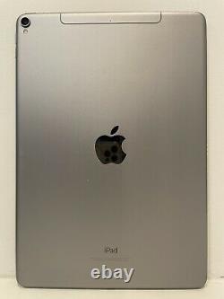 Apple iPad Pro 1st Gen. 64GB, Wi-Fi + 4G (Unlocked), 10.5 in Space Gray LCD