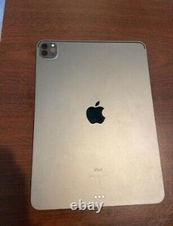Apple iPad Pro 2020 11in- Space Grey Wi-Fi Only