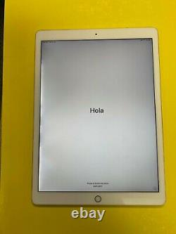 Apple iPad Pro 2nd Gen. 256GB, Wi-Fi, 12.9 in Gold LCD DISCOLOR