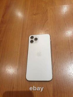 Apple iPhone 11 Pro 64GB Silver Spares Repair Genuine Original LCD
