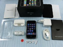 Apple iPhone 1. Generation/2G 8GB Schwarz! Ohne Simlock! OVP! IMEI gleich! Selten