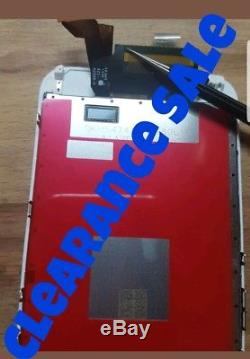 Apple iPhone 6s White LCD Retina Screen 100% Original/genuine With 3D Touch