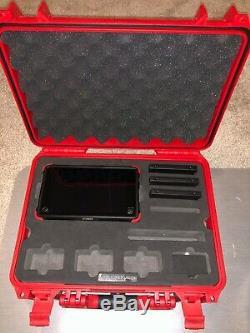 Atomos Ninja Flame 7 In. 4k HDMI Recording Monitor Great Condition! W Case