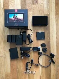 Atomos Ninja V 5 4K Recording Monitor with 1TB Sony AtomX SSDmini Kit