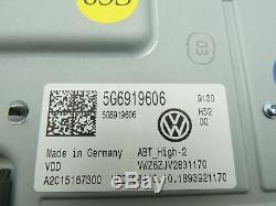 Bedieneinheit 9,2 Navi Display Discover Pro VW Golf 7 Arteon Passat B8 Tiguan