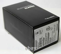 BlackBerry Q20 Classic 16GB (Verizon)Touchscreen Smartphone New in Box SEALED