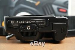 Blackmagic Design Pocket Cinema Camera 4K Resolution 5 Inch LCD Touchscreen