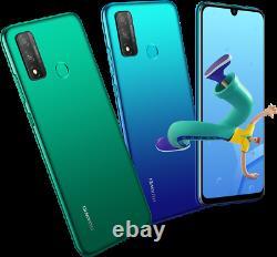 Brand New Sealed HUAWEI P Smart (2020) 128 GB Aurora Blue & Midnight Black