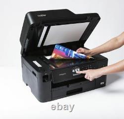 Brother MFC-J5335DW A3 LCD 6.8cm Touchscreen Wireless Inkjet Printer Black