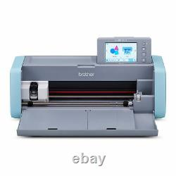 Brother ScanNCut DX, SDX125, 5 LCD Touch Screen, Wireless Network Ready