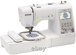 Computerized Sewing Embroidery Machine LCD Touch Screen USB Port Import Designs