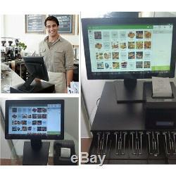 DE 15 LCD Touchscreen Monitore Kiosk Monitor für Kassensystem POS Kassenmonitor