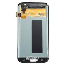 DISPLAY LCD + TOUCH SCREEN SCHERMO PER SAMSUNG GALAXY S7 EDGE G935A G935F Black