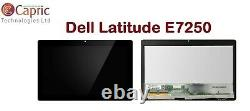 Dell Latitude E7250 12.5 FHD LCD Touch Screen 1920 x 1080 Assembly 40 Pin