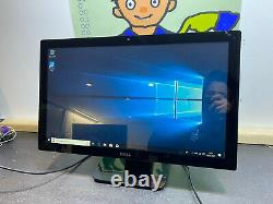 Dell S2340T 23 TOUCH Screen Full HD LCD Monitor + PSU FREE P&P MAINLAND UK #2i