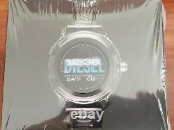 Diesel FADELITE Touchscreen Mens Smartwatch BLACK LATEST 2020 Model