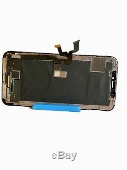 Display OLED LCD IPhone X 10 schwarz black, Original, 100% Apple, Refurbished