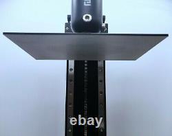ELEGOO Saturn MSLA 4K Monochrome LCD 3D Printer + Grey Standard Resin + UV Cure