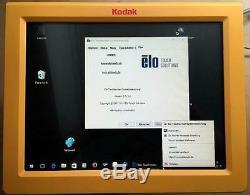 ELO 15 Touchscreen TFT ET1520L LCD mit USB / Windows 7/8/10 / mit passenden Fuß