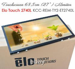 ELO INTELLITOUCH 27 68cm LCD TOUCHSCREEN WAND MONITOR KCC-REM-TY2-ET2740L