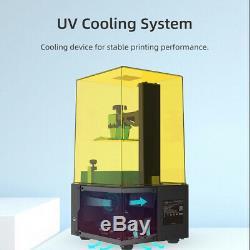 EU ANYCUBIC Photon Zero LCD 3D Printer UV Resin Light Curing 2.8 Touch Screen