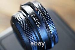FULLFRAME Blackmagic Pocket Cinema Camera 4K EF NEW LCD SMALLHD Speedbooster
