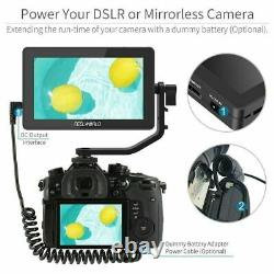 Feelworld F6 Plus 5.5 IPS Touch Screen On Camera Field Monitor for DSLR Gimbal
