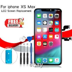 For Apple iPhone XS Max Genuine OEM IC Digitizer LCD Display Screen Replacement