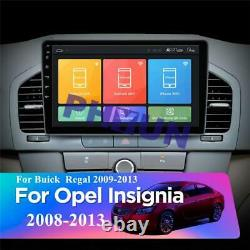 For Opel Vauxhall Insignia 2008-13 Stereo Radio GPS WiFi 9'' Touch Screen 1+16GB