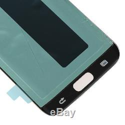 For Samsung Galaxy S7 Edge G935A G935T G935F LCD Screen Digitizer Touch Gold + T