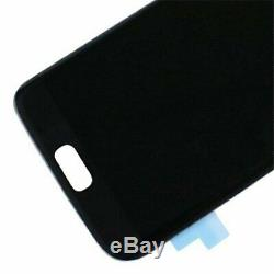 For Samsung Galaxy S7 Edge G935F LCD Display +Touch Screen Digitizer Black Cover