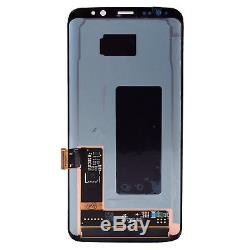 For Samsung Galaxy S8 G950F LCD Display Touch Screen Digitizer Replacement +Tool