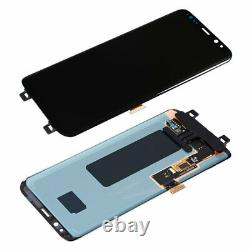 For Samsung Galaxy S8 Plus G955F LCD Display Touch Screen Digitizer Replacement