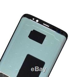 For Samsung Galaxy S8 SM-G950F Full LCD Display Touch Screen Digitizer Black