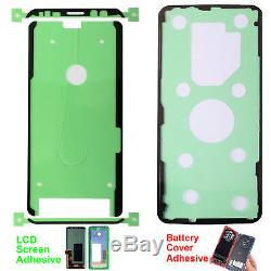 For Samsung Galaxy S9 Plus G960 LCD Display Digitizer Touch Screen Replacement