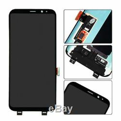 For Samsung Galaxy s8+ plus G955F LCD Display Touch screen Digitizer black+tool