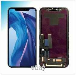 For iPhone XR LCD Display Screen Replacement 3D Touch Digitizer Assembly Frame