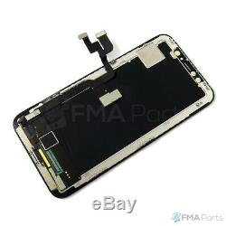 For iPhone X XS XR Max LCD OLED Front Glass Touch Screen Digitizer Replacement