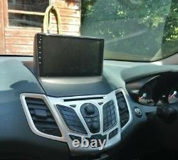 Ford Fiesta Mk7 8 inch LCD Head Unit