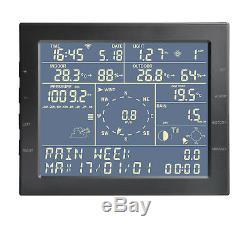 Froggit WH4000 SE WiFi Internet Funk-Wetterstation App, PC-Software